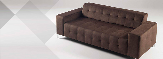 sofa 2 plazas contract - TmSillerias