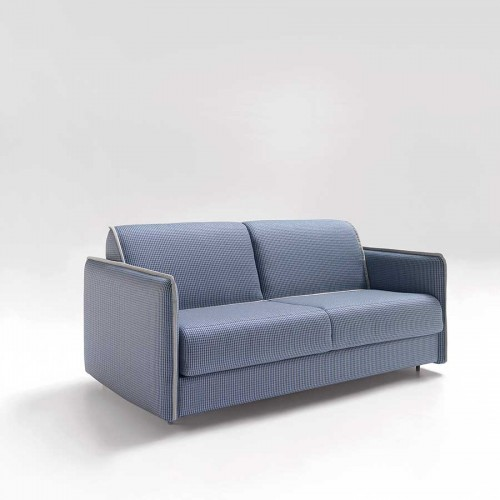 sofa bed blue screen
