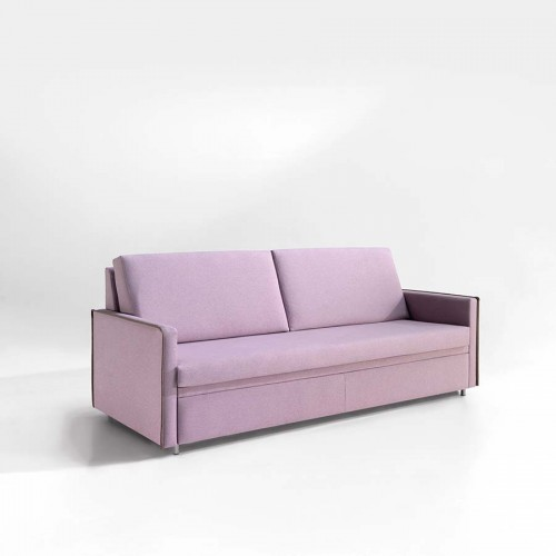 sofa cama color malva